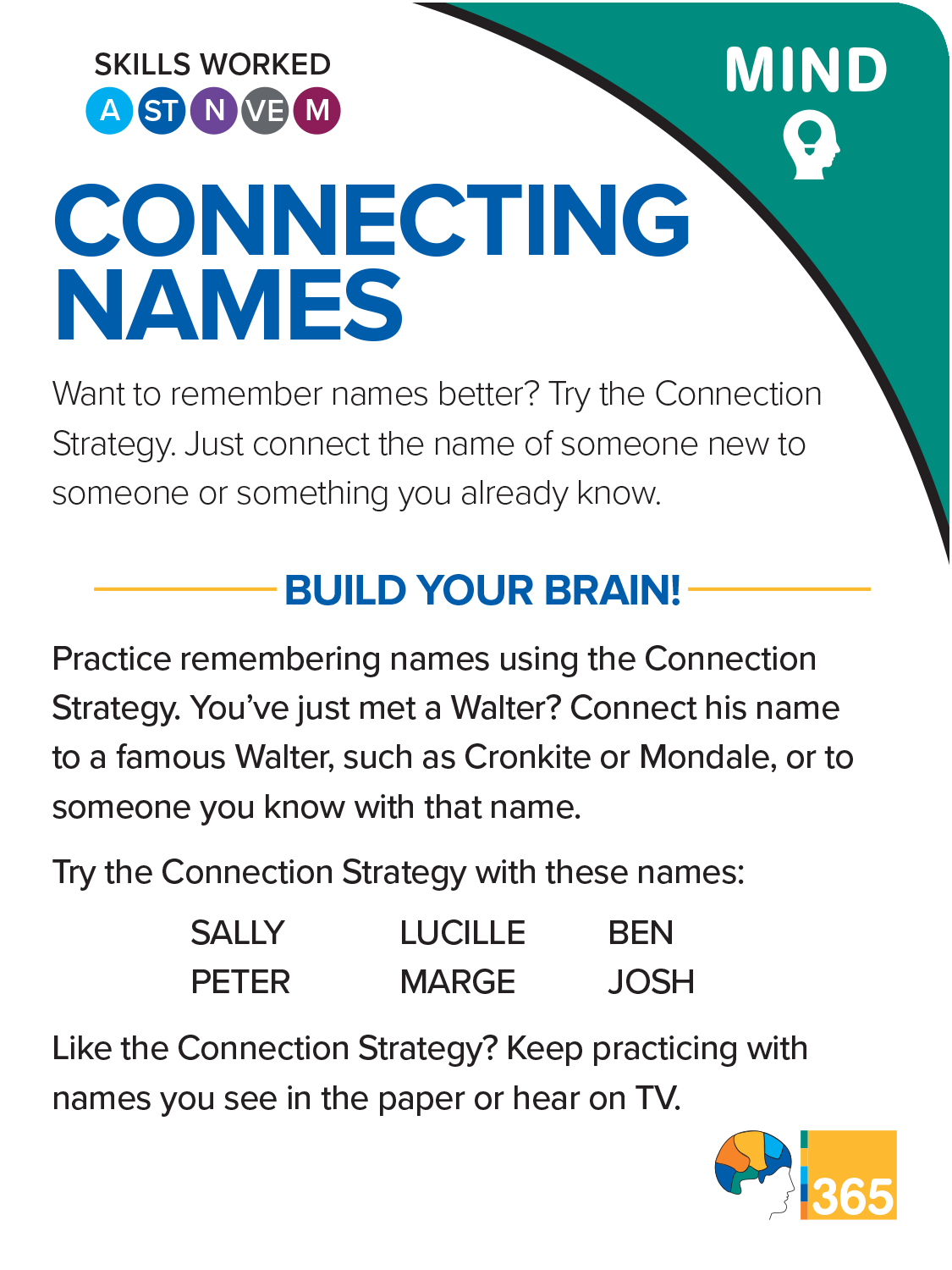 Connecting Name
